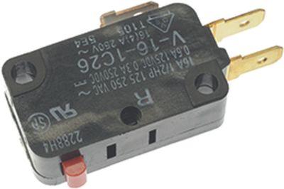 μικροδιακόπτης MICROSWITCH OMRON V-16-1C26
