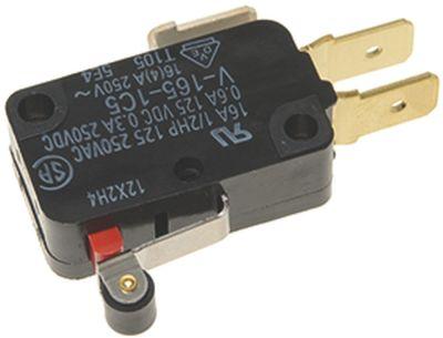 μικροδιακόπτης MICROSWITCH OMRON V-165-1C5