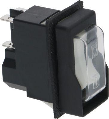 συνδυασμένοι διακόπτες PUSH-BUTTON PANEL 0-1 16A 250V