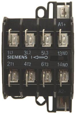 επαφή CONTACTOR SIEMENS 3TG1010-1AL2