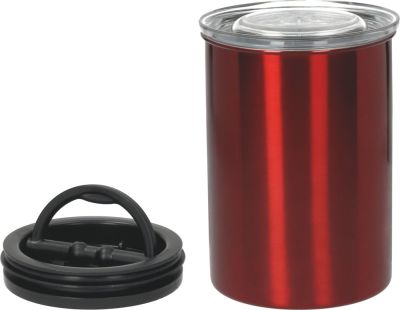 coffee beans container stainless steel capacity 1,8l H 180mm ext. ø 120