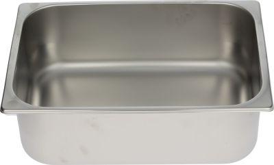 δοχείο πάγου ICECREAM PAN S/STEEL 360x250xh120 mm