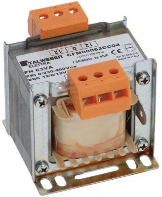 μετασχηματιστής 230-400 V