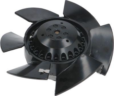 ελικοειδείς ανεμιστήρες AXIAL FAN EBM A2E170 AF23-01