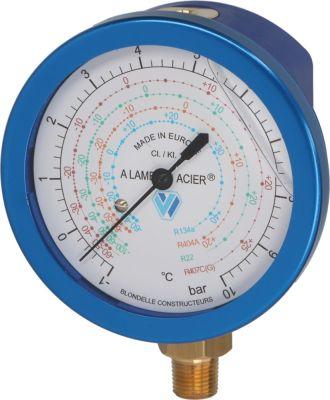 μανόμετρο OIL-BATH PRESSURE GAUGE ø 60 BP