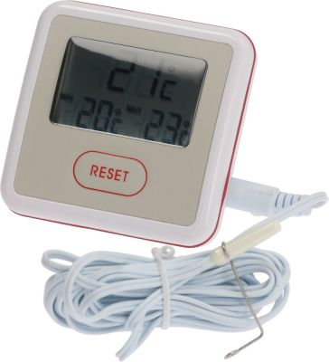 θερμόμετρο διαμ. μπαταρίας πίσω -50 έως +70°C αισθητήριο ø4,5x20mm  μήκος καλωδίου 3000mm