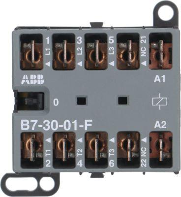 επαφή CONTACTOR ABB B7-30-01-F