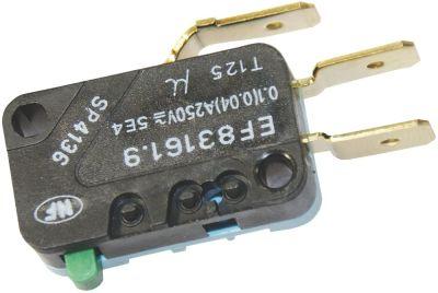 μικροδιακόπτης MICROSWITCH CROUZET EF83161.9