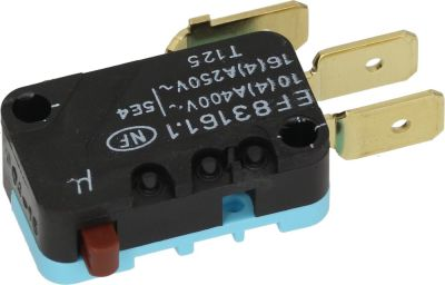 μικροδιακόπτης MICROSWITCH CROUZET EF83161.1