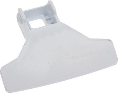πόμολο λευκό Μ 90mm πλυντήριο 2828780200 κατάλληλο για BEKO