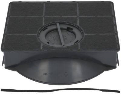 active carbon filter for range hoods suitable for Bauknecht Whirlpool  ELICA model 303