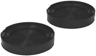 active carbon filter set for range hoods suitable for Bauknecht Whirlpool  Qty 2 pcs