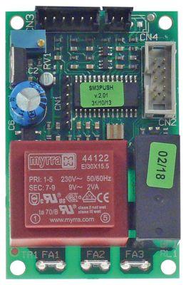 ηλεκτρονικός ελεγκτής 230V 50-60 Hz
