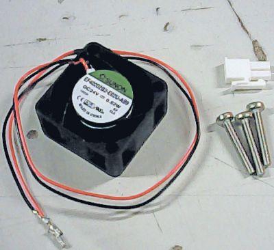 ελικοειδείς ανεμιστήρες 1,6W 6-24VDC